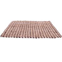 Honeycomb Weave String Floor Rug