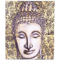 Canvas Painting - Gold Buddha