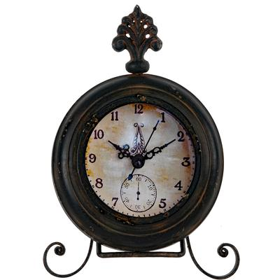 Classic Style Clock On Stand - Sm