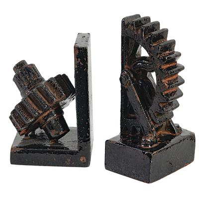 Mechanical Themed Bookends