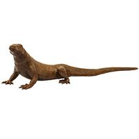 Bronze Komodo Dragon