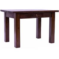 Rustic Teak Dining Table - Small Size
