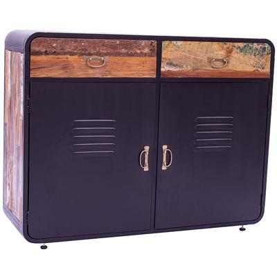 Industrial Boat Wood Storage Unit