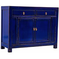 Royal Blue Sideboard Unit