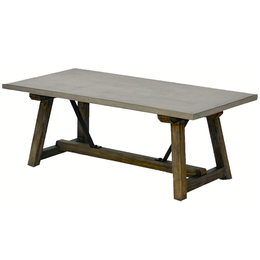 JAVA The Gun Metal Stone Composite coffee table is  : HS018126452 from www.javafurniture.co.nz size 900 x 900 jpeg 155kB
