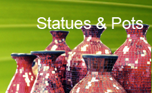 Java Furniture | Statues & Pots