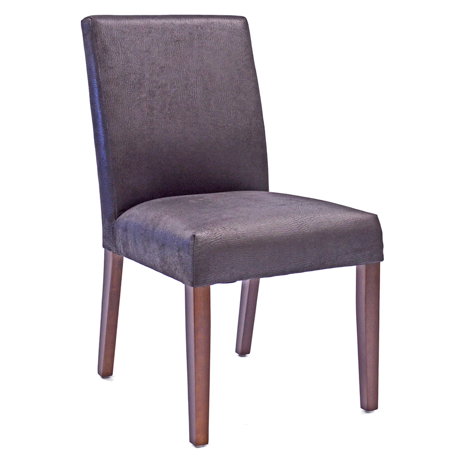 Healey camelback upholstered chair bloomdesignstudio -  Java The Medina Brushed Leather Dining Chair Is A Webready1353481 From Www Javafurniture